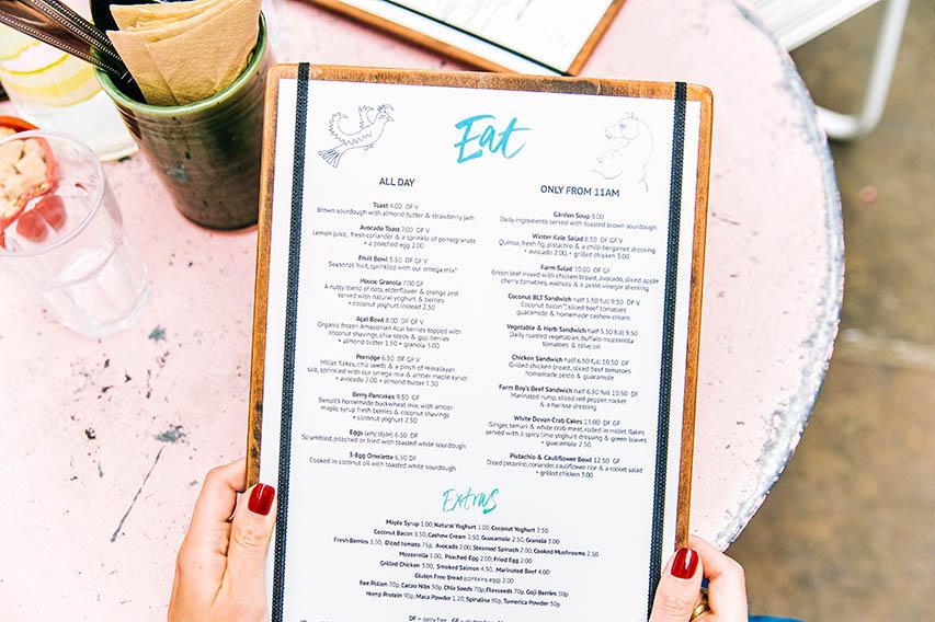 Restaurant Graphic Design | Restaurant Branding Agency | Diner Designer