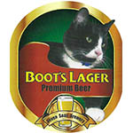 Boots Lager Logo