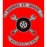 Bannock St Garage Logo